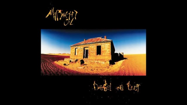 Midnight Oil «Diesel And Dust»