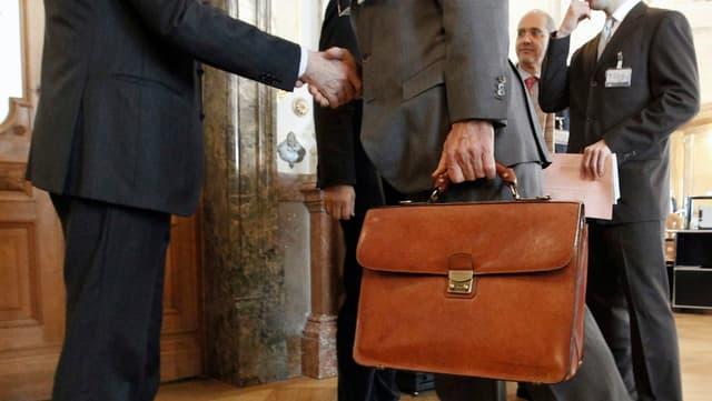 lobists en la Chasa federala