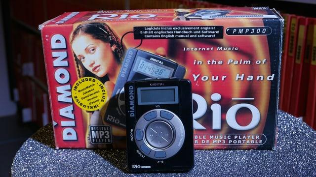 Reto: «Einer der ersten MP3-Spieler kostete 1997 so viel wie ein aktuelles Oberklasse-Smartphone.»