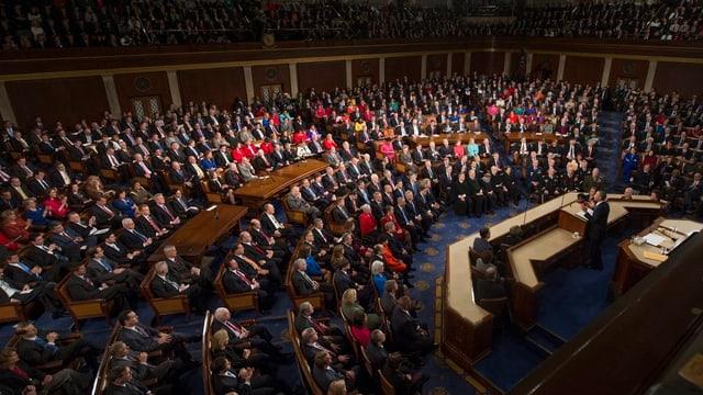 Il congress american.