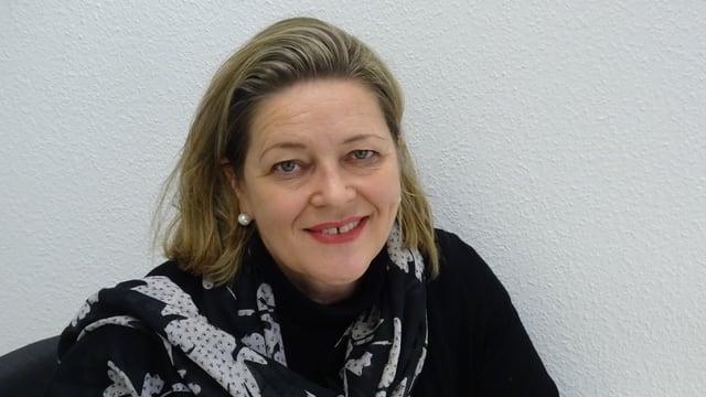 Die Urner Regierungsrätin Heidi Z'graggen.