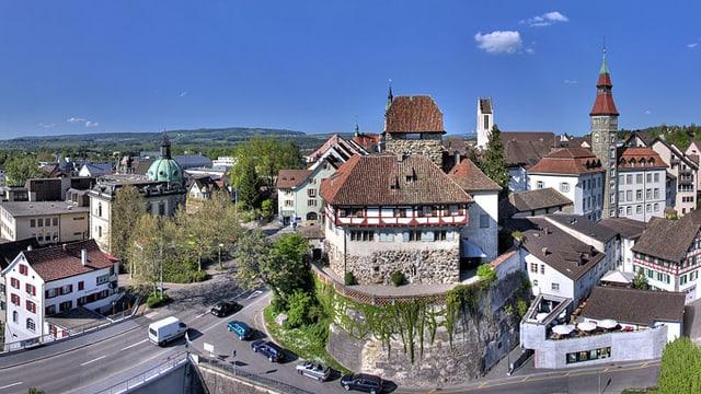 Die Stadt Frauenfeld