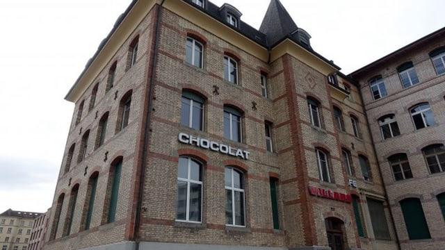 Die alte Villars-Fabrik in Freiburg