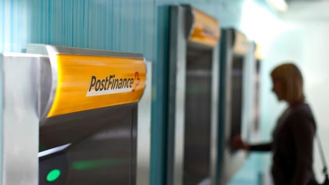 Postfinance-Schalter