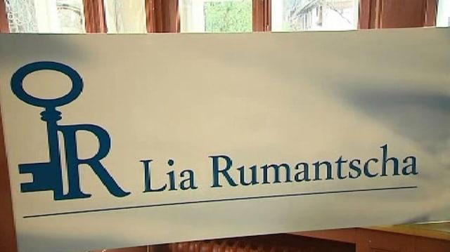 Logo da la Lia Rumantscha
