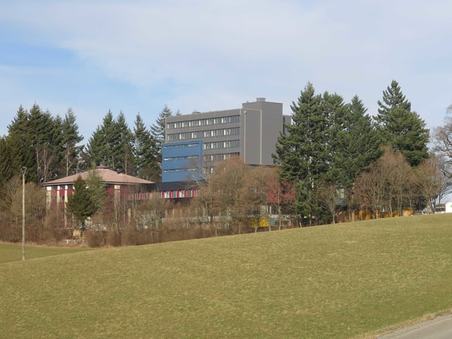Das Guglera Gebäude