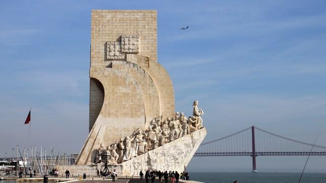 Seefahrerdenkmal Lissabon