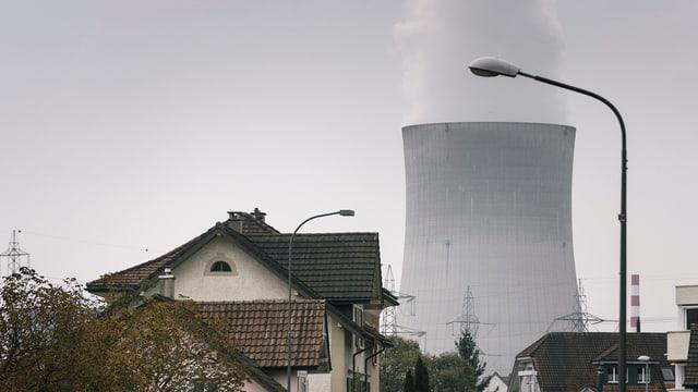 L'ovra atomara da Gösgen