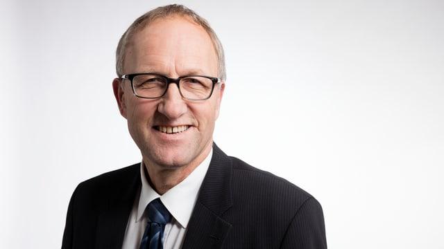 Der Zuger Peter Hegglin ist seit 2015 Ständerat.