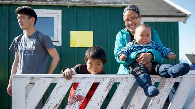Grönland, Amazonas... Kolonialismus neu aufgelegt