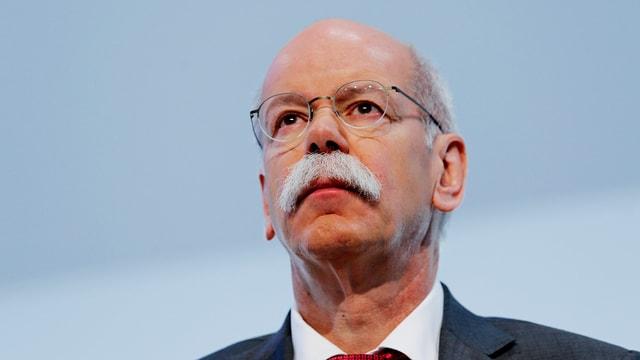 Il schef da Daimler, Dieter Zetsche.