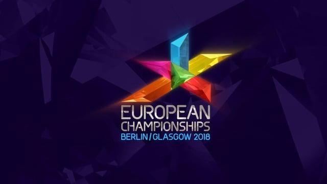 Logo European Championships.