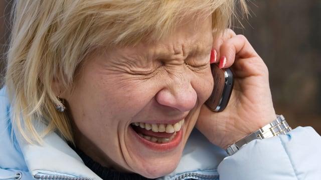 telefonierende