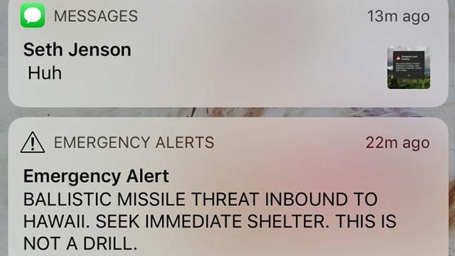 Bild einer SMS
