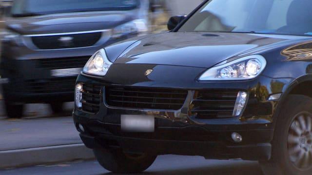 Video «SUV fahren Schweizer Klimaziele über den Haufen» abspielen