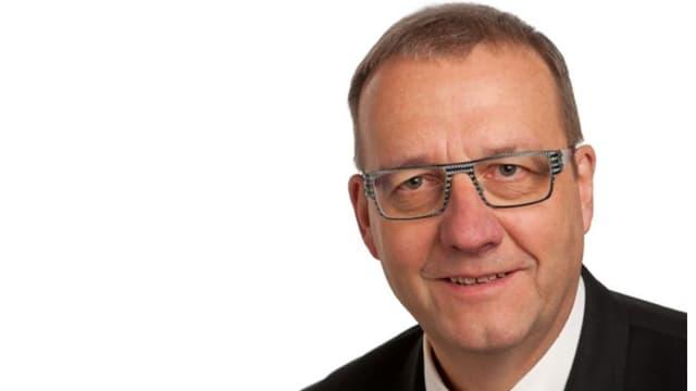 FDP-Regierungsratskandidat Alfred Bossard.