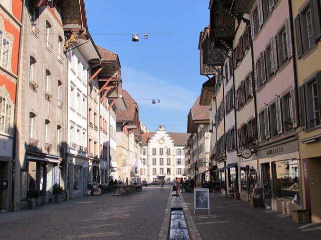 Altstadt von Aarau