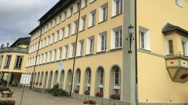 Institut Otalpin Ftan.