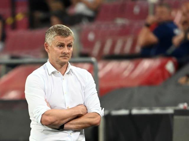Seit seinem Amtsantritt 2018, wartet Ole Gunnar Solskjaer auf einen grossen Titel mit Manchester United.