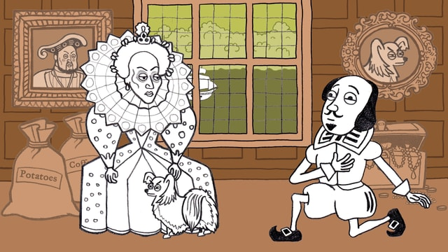 Shakespeare Speaks – The world's mine oyster (8/20)