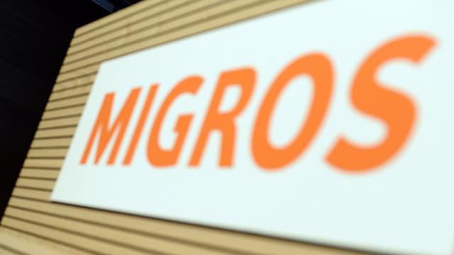 Il logo da Migros.