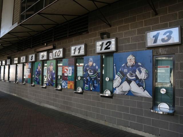 Bilder von Hockeyspielern