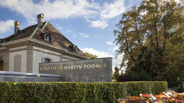 Fondation Bodmer am Genfersee