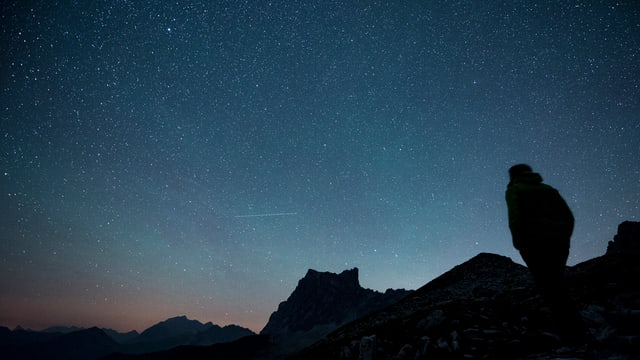 Spektakel am Nachthimmel (Artikel enthält Bildergalerie)