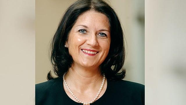 Dr. phil. Bettina Ugolini, Diplompsychologin und dipl. Pflegefachfrau