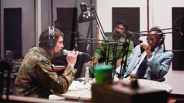 «Hate Radio» – der Völkermord in Ruanda