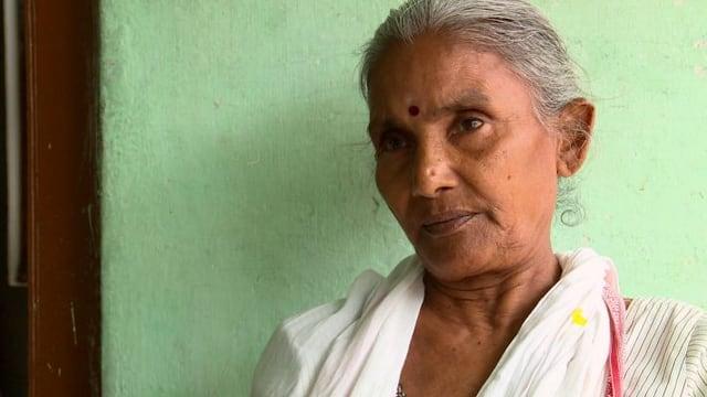 Video «Trotz Lepra kann Somulamma Seerapu sehen und gehen» abspielen