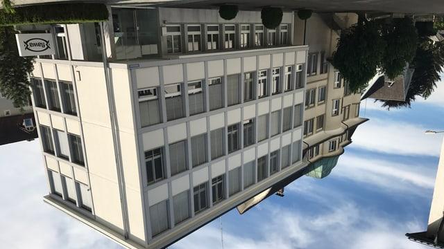 Gebäude der FLAWA