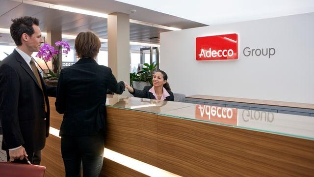 retschaviment Adecco
