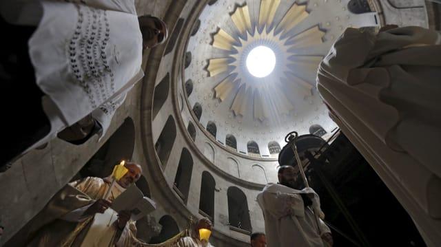 Baselgia da la sontga fossa a Gerusalem