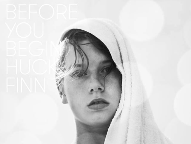 «Before You Begin», dem neuen Album von Huck Finn.