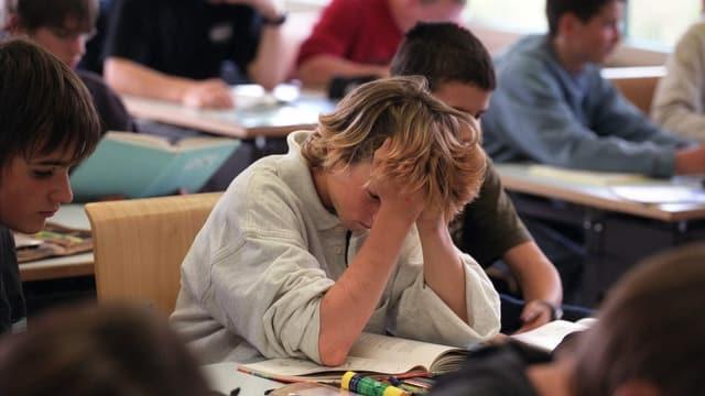 Neue Förderklasse für leistungsstarke Schülerinnen und Schüler?