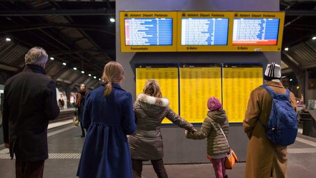 Die Stärkung der Passagierrrechte ist ein wichtiger Teil der Vorlage. Stichwort: Verspätungen.
