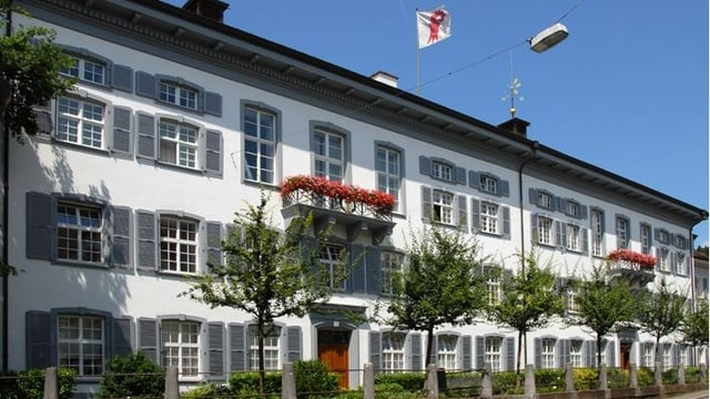 Regierungsgebäude in Liestal