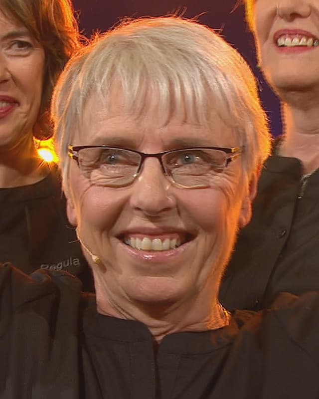 Iris Riatsch tar sia victoria l'onn 2015.