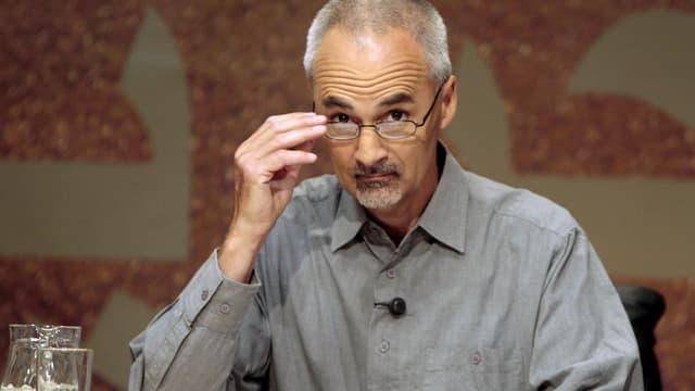 Der Autor Silvio Huonder.