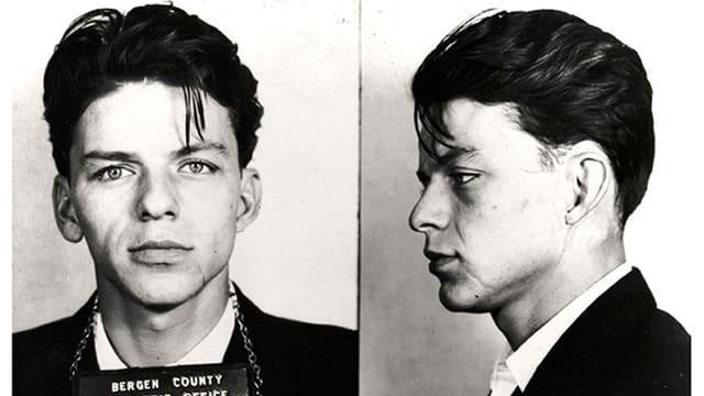 Knastbild Sinatra.