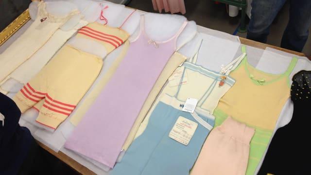 alte Unterwäsche