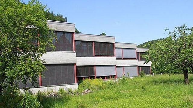 Schulhaus in Unterkulm.