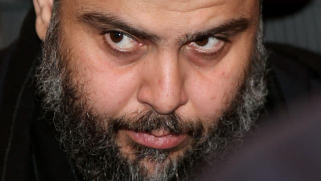 Sadr in einer Archivaufnahme