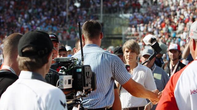 Durch Medienpartnerschaften unterstützt SRF Veranstalter und ermöglicht hochwertige Live-Erlebnisse.