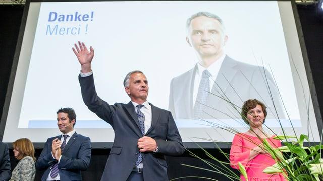 Didier Burkhalter di adia.