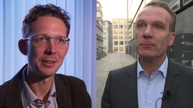 Video «Roger Schawinski diskutiert mit Michael Hermann und Mark Balsiger» abspielen