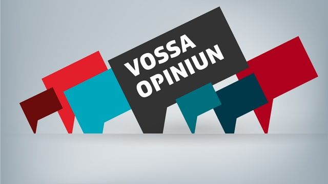 "Grafica ""Vossa opiniun"""