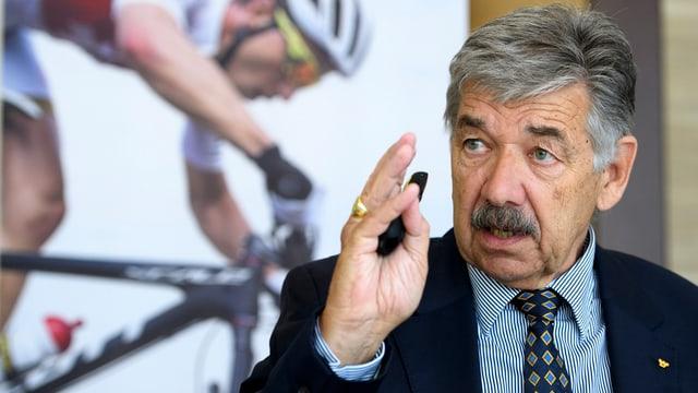 Für den Präsidenten von Swiss Olympic wird ein Nachfolger gesucht.