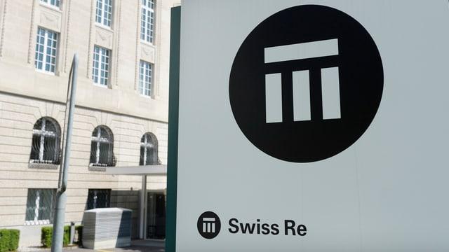 Emblem da Swiss Re
